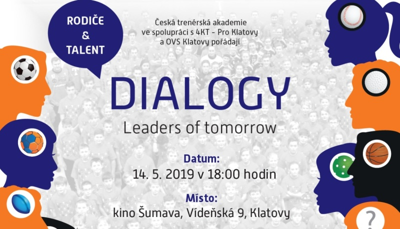 4KT: DIALOGY – RODIČE A TALENT
